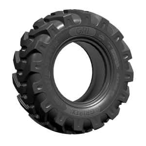 Highly stable GRIP EX LT100 Tire